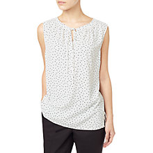 Buy Precis Petite Hallie Printed Blouse, Multi Online at johnlewis.com