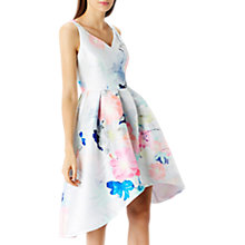 Buy Coast Simone Floral Midi Dress, Multi Online at johnlewis.com
