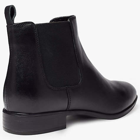 Buy John Lewis Pippa Chelsea Boots, Black Online at johnlewis.com