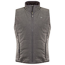 Buy Calvin Klein Golf Hyperviz Gilet, Grey Online at johnlewis.com
