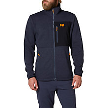 Buy Helly Hansen November Propile Knit Fleece, Blue Online at johnlewis.com