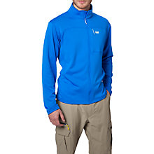 Buy Helly Hansen Vertex Stretch Mid Layer Top, Blue Online at johnlewis.com