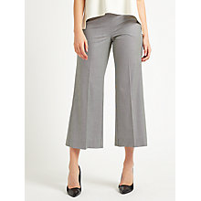 Buy Marella Iliade Wide Leg Trousers, Black Online at johnlewis.com
