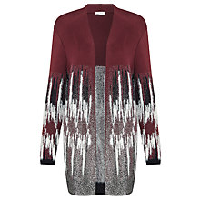 Buy Gerry Weber Long Sleeve Textured Coatigan, Multi Online at johnlewis.com