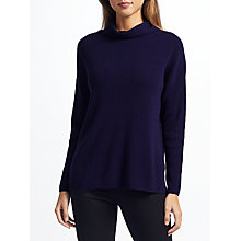 Buy John Lewis Cashmere Funnel Neck Jumper Online at johnlewis.com