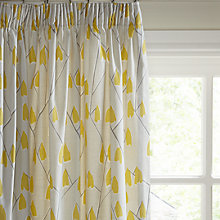 Buy John Lewis Lotta Lined Pencil Pleat Curtains Online at johnlewis.com