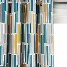 Buy John Lewis Ingrid Lined Eyelet Curtains Online at johnlewis.com
