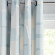 Buy John Lewis Larsson Lined Eyelet Curtains Online at johnlewis.com