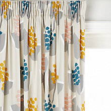 Buy John Lewis Stellan Lined Pencil Pleat Curtains Online at johnlewis.com