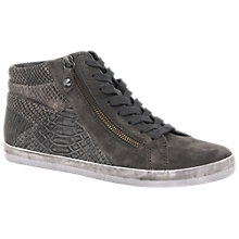 Buy Gabor Celebrity Wide High Top Trainers Online at johnlewis.com