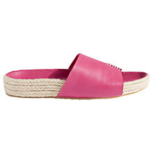 Buy Jigsaw Ingrid Slider Sandals Online at johnlewis.com