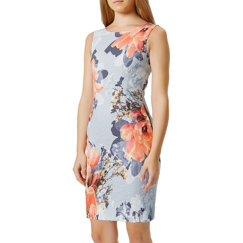 Damsel In A Dress Bellini Dress: Damsel In A Dress Moonlake Shift Dress, Multi At John Lewis