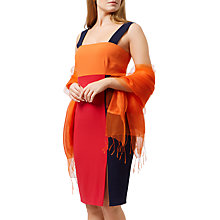 Buy Damsel in a dress Sculptural Silk Mix Scarf Online at johnlewis.com