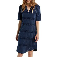 Buy White Stuff Asha Jersey Dress, Ink Online at johnlewis.com