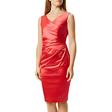 Buy Damsel in a dress Lini Dress, Raspberry Online at johnlewis.com
