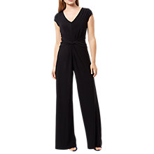 Buy Damsel in a dress Aveline Jumpsuit, Black Online at johnlewis.com