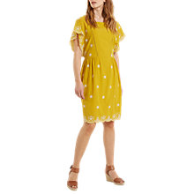 Buy White Stuff Equator Dress, Tourmaline Yellow Online at johnlewis.com