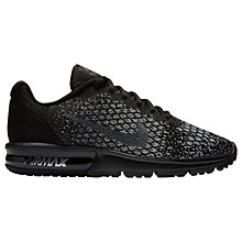 Buy Nike Air Max Sequent 2 Women's Running Shoes Online at johnlewis.com