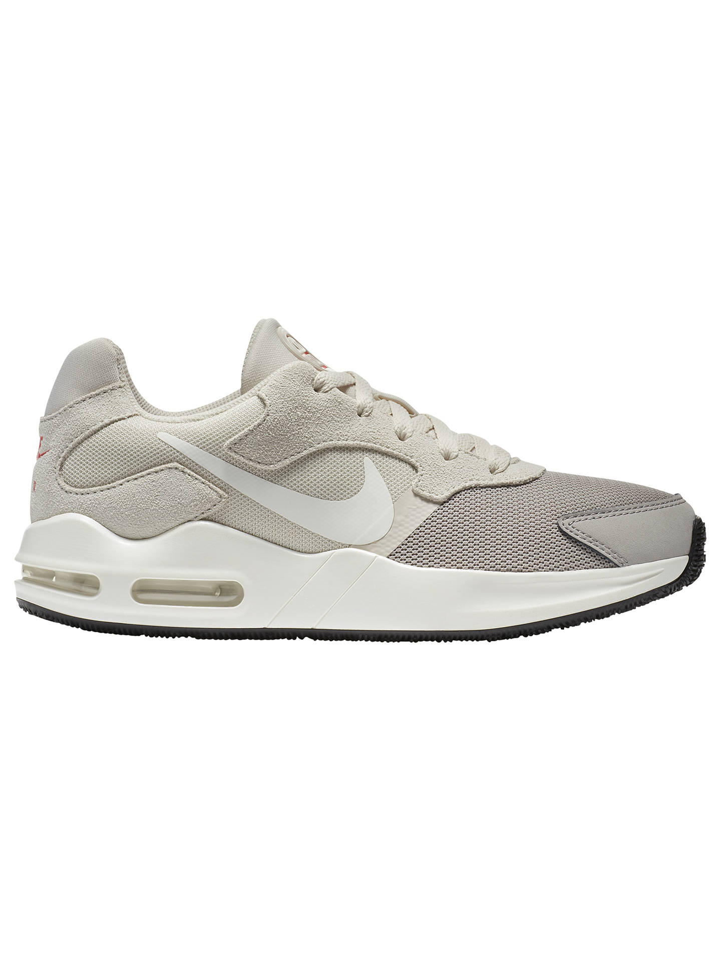 57ba8b9ad55c7 ... coupon code for buynike air max guile womens trainers white cream 4  online at johnlewis.