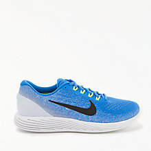 Buy Nike LunarGlide 9 Men's Running Shoes Online at johnlewis.com