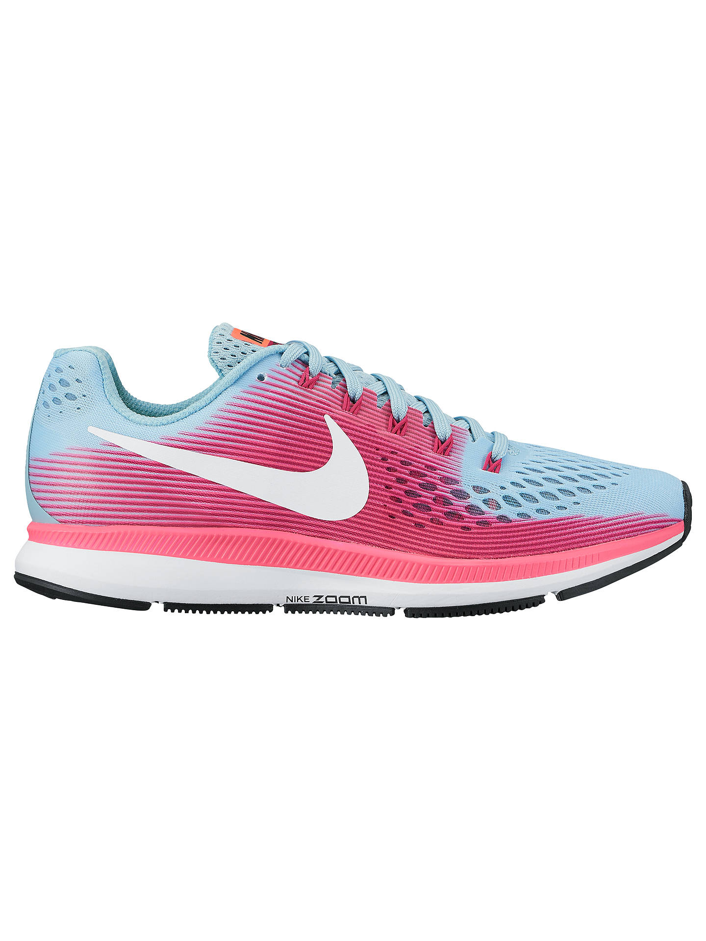 e04bedfc2ed Nike Air Zoom Pegasus 34 Women s Running Shoes at John Lewis   Partners
