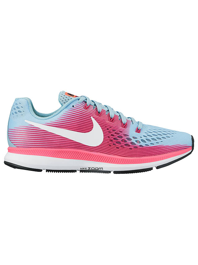 Nike Air Zoom Pegasus 34 Women's Running Shoes at John Lewis ...