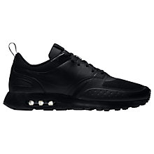 Buy Nike Air Max Vision Men's Trainers, Black Online at johnlewis.com