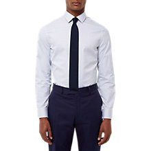 Buy Jaeger Horizontal Dobby Slim Fit Shirt Online at johnlewis.com
