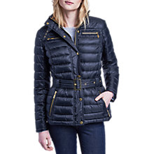 Buy Barbour International Cadwell Quilted Jacket Online at johnlewis.com