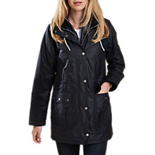 Buy Barbour Seaton Waxed Jacket Online at johnlewis.com