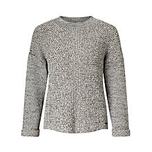 Buy Numph Auberta Jumper, Grey Online at johnlewis.com