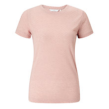 Buy Numph Gaetana T-Shirt, Rose Dust Online at johnlewis.com