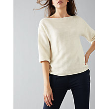 Buy Numph Licia Jumper, Birch Online at johnlewis.com