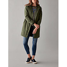 Buy Numph Morganie Coat, Ivy Online at johnlewis.com