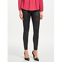 Buy Minimum Sissie Trousers, Black Online at johnlewis.com