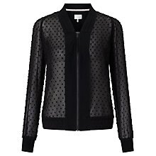 Buy Numph Fayanna Jacket, Roebuck Online at johnlewis.com