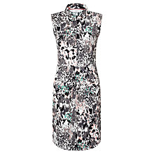 Buy Numph Sharla Printed Dress, Rose Dust Online at johnlewis.com