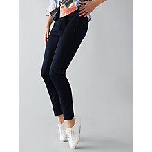 Buy Numph Devyn Trousers, Night Sky Online at johnlewis.com