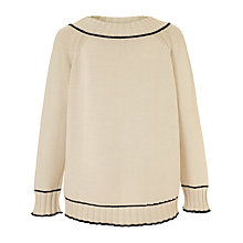 Buy Winser London Audrey Cotton Jumper Online at johnlewis.com