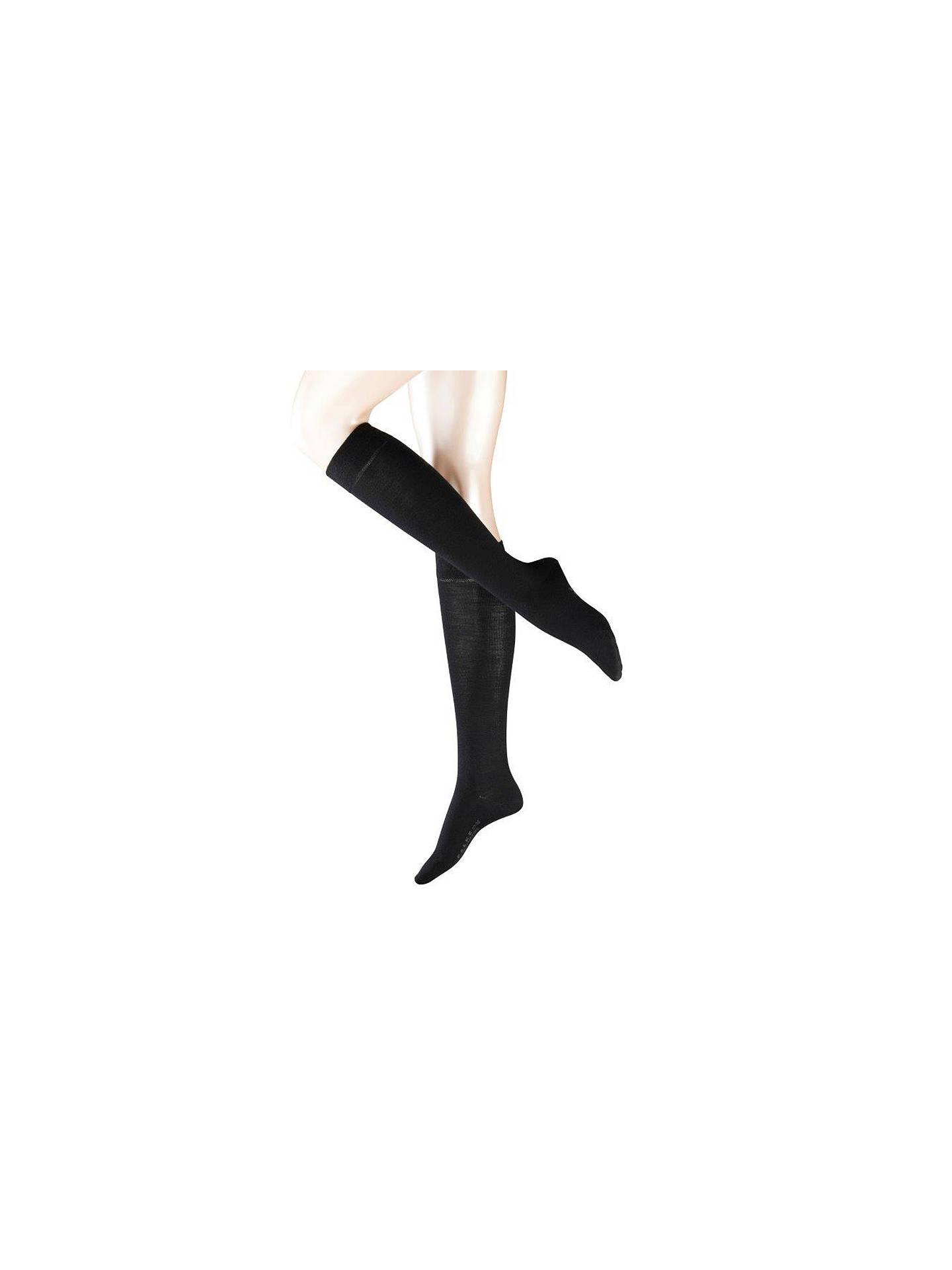 cdc22ffe0 Falke Soft Merino Blend Knee High Socks at John Lewis   Partners