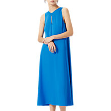 Buy Jigsaw Maxi Dress, Azure Blue Online at johnlewis.com