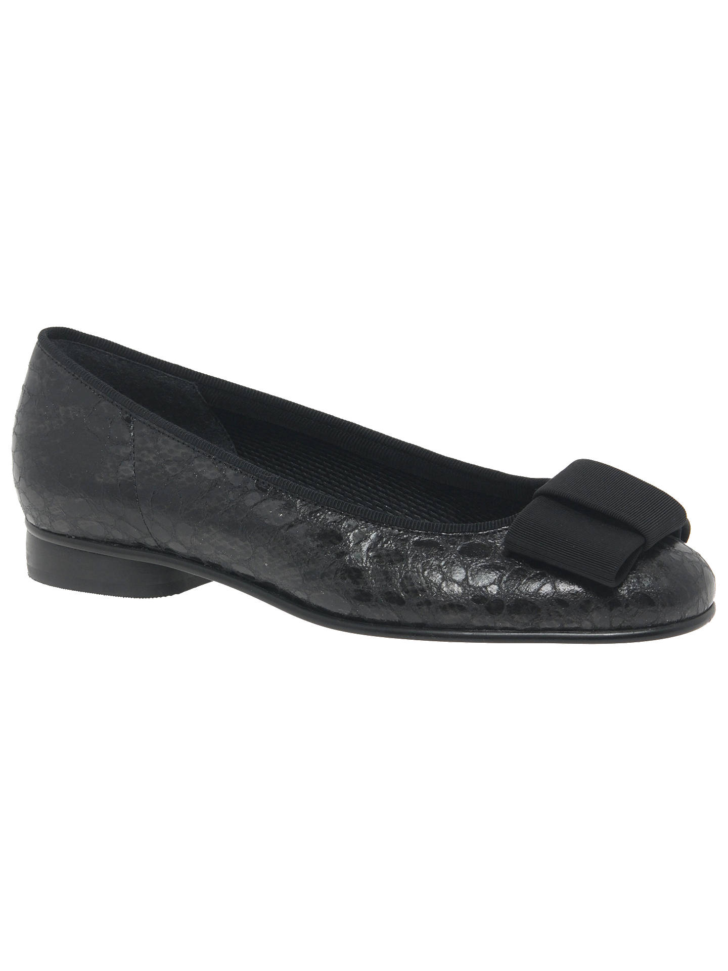 5c0823a2e Buy Gabor Assist Bow Ballet Pumps