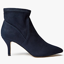 Buy John Lewis Olivia Pull On Stiletto Ankle Boots Online at johnlewis.com