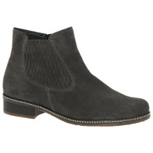 Buy Gabor Pescara Extra Wide Fit Ankle Chelsea Boots Online at johnlewis.com