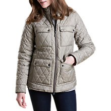 Buy Barbour Abbey Liberty Diamond Quilted Jacket Online at johnlewis.com