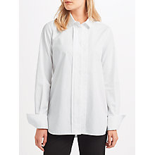 Buy Weekend MaxMara Charlot Detail Blouse, White Online at johnlewis.com