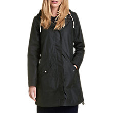 Buy Barbour Beachley Waxed Jacket, Sage Online at johnlewis.com