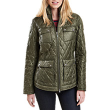 Buy Barbour Filey Diamond Quilted Jacket Online at johnlewis.com