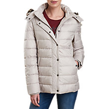 Buy Barbour Shipper Baffle Quilted Coat Online at johnlewis.com