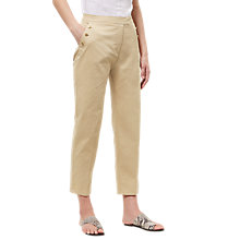 Buy Jaeger Enamel Button Chinos Online at johnlewis.com